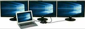 Tripp Lite 3-Port Mini DisplayPort to HDMI Multi Stream Transport Hub, MDP 1.2, MDP to HDMI, UHD 4Kx2K (B155-003-HD-V2) for Sale in Fontana, CA