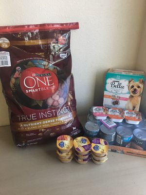 Dog food bundle for Sale in Oroville, CA