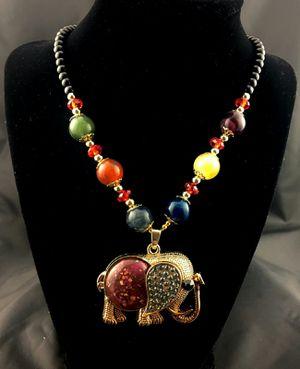 Luxury Elephant Necklace for Sale in Phoenix, AZ