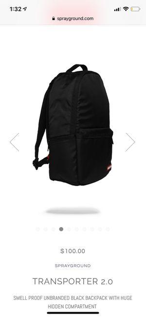 Sprayground backpack for Sale in Sarasota, FL