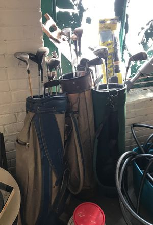 Golf clubs for Sale in Shelton, CT