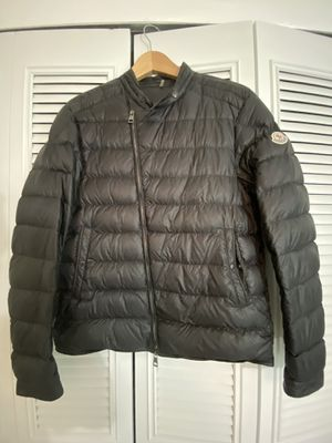 Moncler Crio Jacket Size 1(Small) for Sale in Chantilly, VA