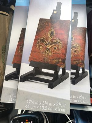 Lot of 3 New Display Easel for Sale in San Jose, CA