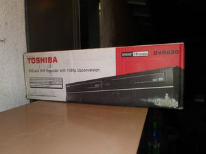 Toshiba dvd and vhs player for Sale in Long Beach, CA