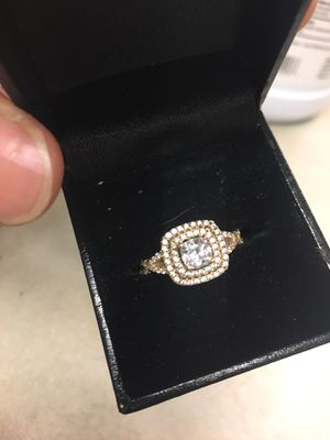 10k solid gold promos ring . for Sale in Surprise, AZ