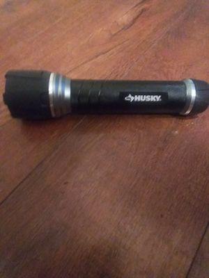 Husky flashlight for Sale in Aberdeen, WA