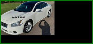 Price$1200 Nissan Maxima for Sale in Detroit, MI