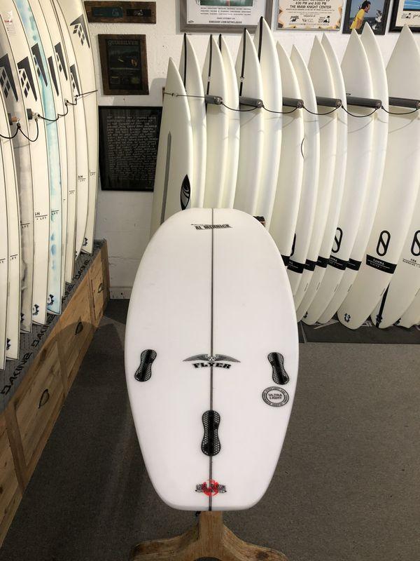 "6'0"" Channel Islands OG Flyer Surfboard; Like New"