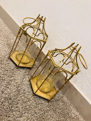 Gold lanterns for Sale in South Jordan, UT