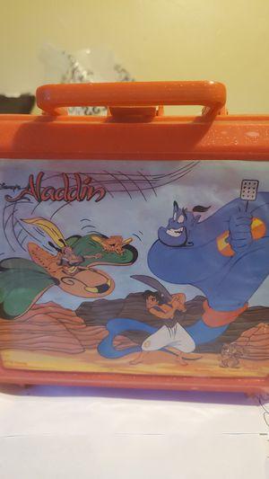 Aladdin Lunch Box w/Thermos for Sale in El Cajon, CA