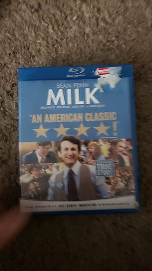 Milk Blu Ray for Sale in Sioux Falls, SD