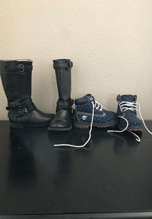 Girls Toddler boots for Sale in Colorado Springs, CO