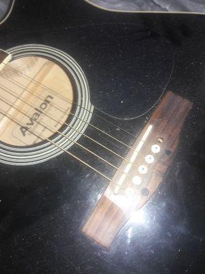 Avalon acoustic guitar for Sale in Pomona, CA