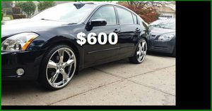 2004 Nissan Maxima only$600 for Sale in Sacramento, CA