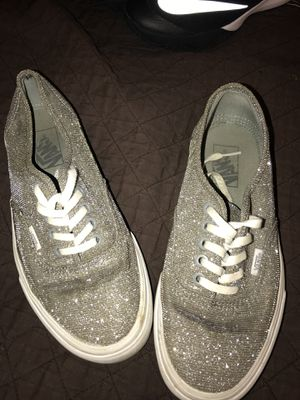 Sparkly Vans for Sale in Limestone, TN