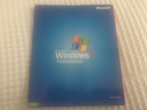 Windows XP install disk with product key for Sale in Chicago, IL