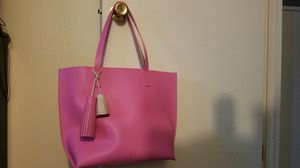 Kate Spade Pink Leather Tote Purse Bag for Sale in Portland, OR