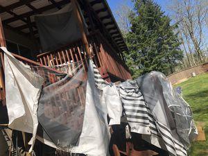 Pop up trailer, tent trailer camper screens, walls for Sale in Marysville, WA