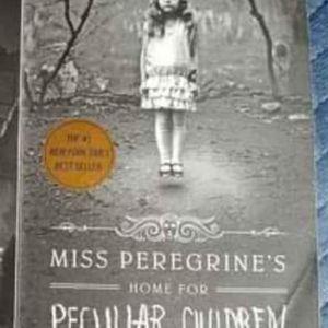 Book Peculiar Children $4 for Sale in Vacaville, CA