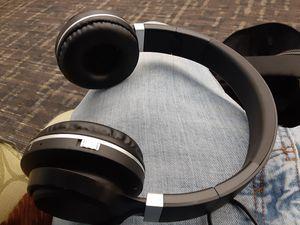Sentry BT300 black bluetooth headphones for Sale in Santa Ana, CA