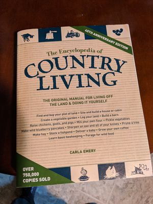 Country living manual for Sale in Tacoma, WA