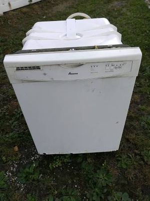 Amana Built-in Dishwasher - White for Sale in Atlantic Beach, NY