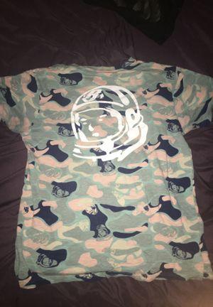 Billionare boys Camo T-Shirt Mens (M) for Sale in Queens, NY