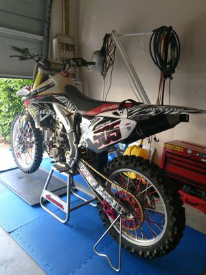 2006 CRF 450R low hrs for Sale in Buford, GA