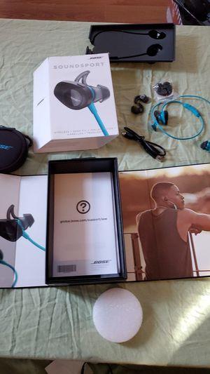 Bose Soundsport wireless headphones for Sale in Chula Vista, CA