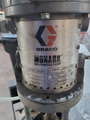 Graco comercial air pump for Sale in Riverside, CA
