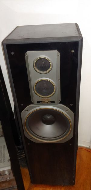 Yamaha 12in speakers good working condition for Sale in Pasadena, CA