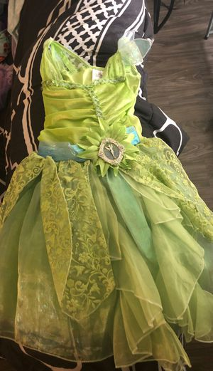 Size 4 tinkerbelle costume for Sale in Montclair, CA