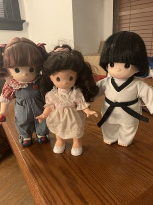10 Precious Moments Dolls for Sale in St. Louis, MO