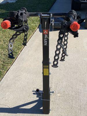 Allen 522R Hitch Mounted bike rack for Sale in Treasure Island, FL