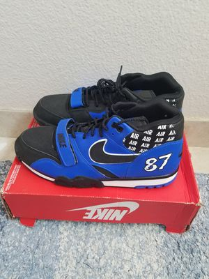Nike Air Trainer 1 Mid SOA Bo Jackson Blue size 12 for Sale in San Leandro, CA