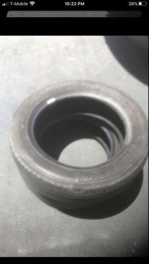 2 tires 235/55/18 Michelin 50% tread for Sale in Temecula, CA