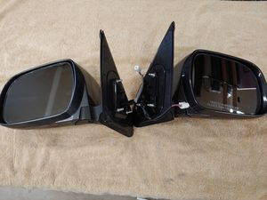 2011 toyota tacoma stock mirrors, gray with 3M film for Sale in Duvall, WA