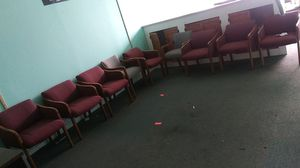 Free waiting room chairs for Sale in Buffalo, NY