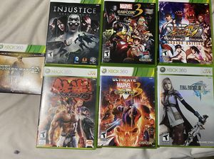 Xbox 360 games for Sale in Bacliff, TX