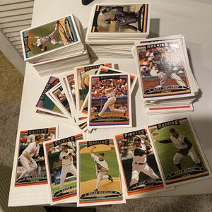 TOPPS Baseball Cards for Sale in North Caldwell, NJ