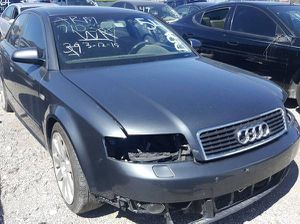 2004 Audi A4 @ U-Pull Auto Parts 047479 for Sale in Nellis Air Force Base, NV