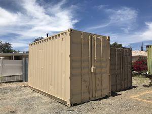 15' Storage Container with Lockbox for Sale in San Bernardino, CA