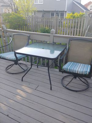 Patio set for Sale in Streamwood, IL