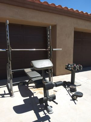 Home gym for Sale in Apple Valley, CA