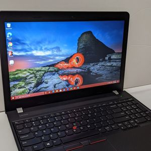 Lenovo Laptop Thinkpad E570 i5 / 12 gigs of RAM/ Solid State Drive/ No Shipping! Pick up only!FIRM Price! for Sale in Los Angeles, CA