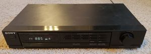 Sony AM / FM Tuner - ST-JX401 for Sale in Bedford, TX