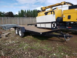 Flat bed trailer for Sale in Canby, OR