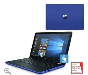 "HP 15"" Touch Laptop AMD A9 4GB RAM w/ MS Office for Sale in Berea, KY"