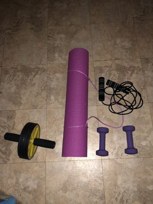 Workout equipment for Sale in Vidor, TX
