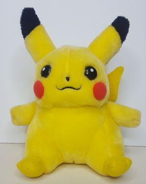 Vintage Pokemon Pikachu 1998 Plush Hasbro for Sale in Valrico, FL